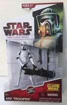 Star Wars Clone Wars 2009 ARF Trooper CW10 - $17.63