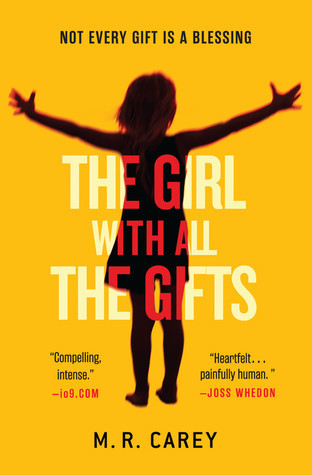 The Girl with All the Gifts - M. R. Carey Audiobook MP3 for sale  USA