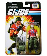G.I. Joe 25th Anniversary Cartoon Series Cardback: SGT. Bazooka (Missile... - $61.37