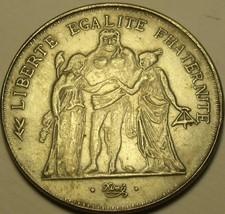 France Fantasy Issue 1967 10 Francs~Huge 38.1mm Medallion~Free Shipping - $7.91