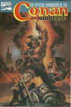 The official handbook of the conan universe marvel comic book magazine   1  thumb200