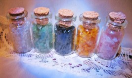 Haunted 5 CREATE YOUR OWN MAGICKALS BEAUTY WEALTH MONEY FAE PROTECTION CASSIA - $50.00