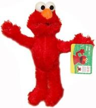 "Sesame Street Elmo 9.5"" Plush - $4.94"