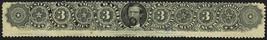 RO19b, Barber Match Co. Stamp Cat $140.00 -- Stuart Katz - $120.00