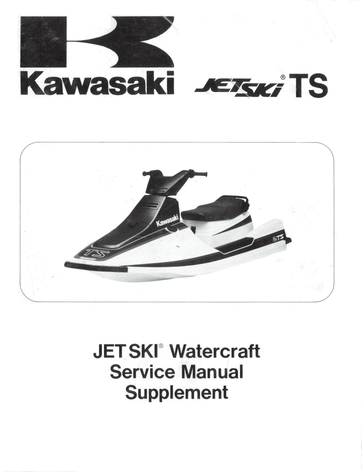 Jetski ts supplement