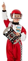 Melissa & Doug Race Car Driver Costume Set - $26.68