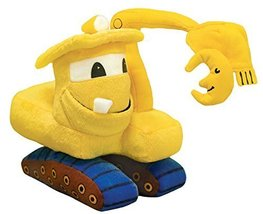 MerryMakers Goodnight, Goodnight, Construction Site Plush Toy, 11-Inch - $22.52