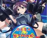DVD JAPANESE ANIME Strike Witches Season 1-2 Vol.1-24End + Movie English Sub