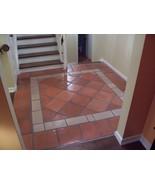 "6 Olde Country Tile Molds Make 100s 12x12x.5"" Concrete Floor Tile @ 30 C... - $77.99"