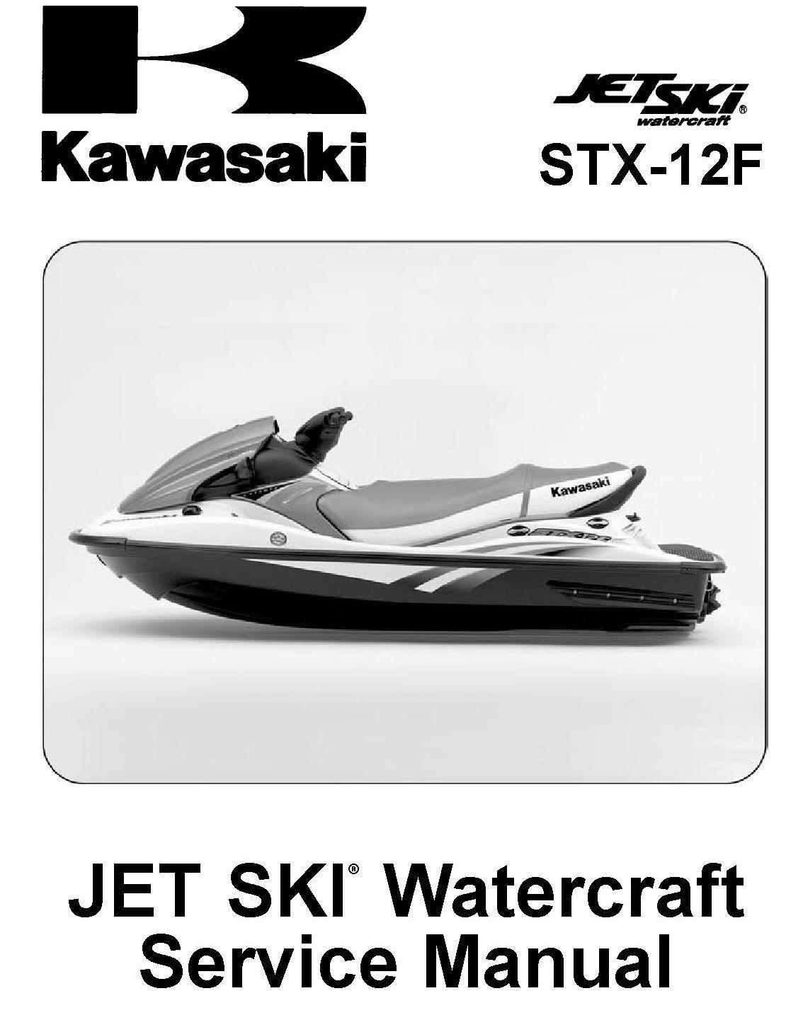 Kawasaki 601 Service Manual download