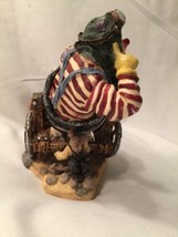 Boyds Wee Folkstones #36403 Boom Boom Magee, 1st E WHIMSICAL Live Clown Canon image 4