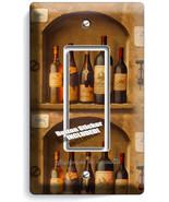 TUSCAN KITCHEN ITALIAN WINE BOTTLES SINGLE GFI ... - $7.99