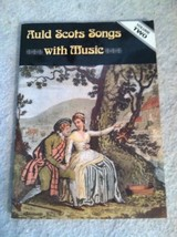 Auld Scots Songs With Music Song Book. Vol 2. 1983. See Pic For Contents. - $8.79