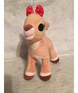 "Rudolph the Red-Nosed Reindeer Girlfriend Clarice Plush Stuffed 12"" Chri... - $14.49"