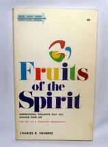 Charles Hembree Fruits of the Spirit Christian Bible Inspiration PB Gala... - $9.87