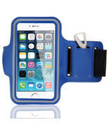 Sports Running Workout Gym Armband Arm Band Case Neoprene iPhone 6 6S PL... - $118,46 MXN