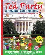 Tea Party Coloring Book (8.5x11) [Paperback] ColoringBook.com and Really... - $9.96
