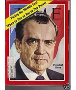 Time Magazine President Nixon October 5, 1970 - $14.84