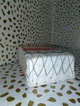 KING Cotton Percale Printed Pillowcase Set Sayulita White Green - Opalhouse   image 5