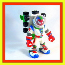 SPIDER-MAN - WITH SPACESUIT, HELMET AND MOON CAR, ACTION FIGURE ,HIGH QU... - $29.90