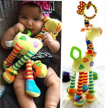 Baby Infant Development Plush Toy Animal Toys Rattles Teether Soft Rattl... - $10.26