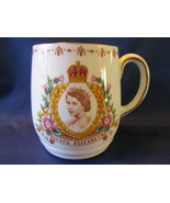 Tuscan English Bone China Queen Elizabeth II C... - $10.99