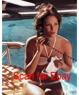 JACLYN SMITH SEXY ON PHONE IN BIKINI PHOTO 7W-470 Charlies Angels - $14.84