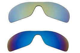 New SEEK OPTICS Replacement Lenses Oakley ANTIX - Blue Green - $33.13