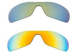 New SEEK OPTICS Replacement Lenses Oakley ANTIX - Yellow Green - $33.13