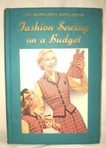 Fashion Sewing on a Budget Reichl 1952 Homemaker