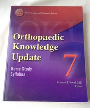 Orthopaedic Knowledge Update Home Study Syllabus 7 Koval