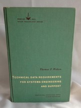 Technical Data Requirements for Systems Engineering and Support Walton HB 1965