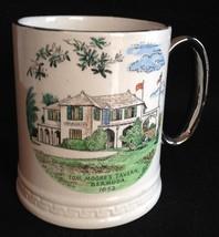 Tom Moore's Tavern Bermuda Mug Dartmouth England Souvenir Tankard
