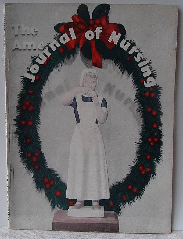The American Journal of Nursing December 1955