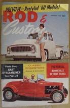 Rod & Custom Magazine January 1960