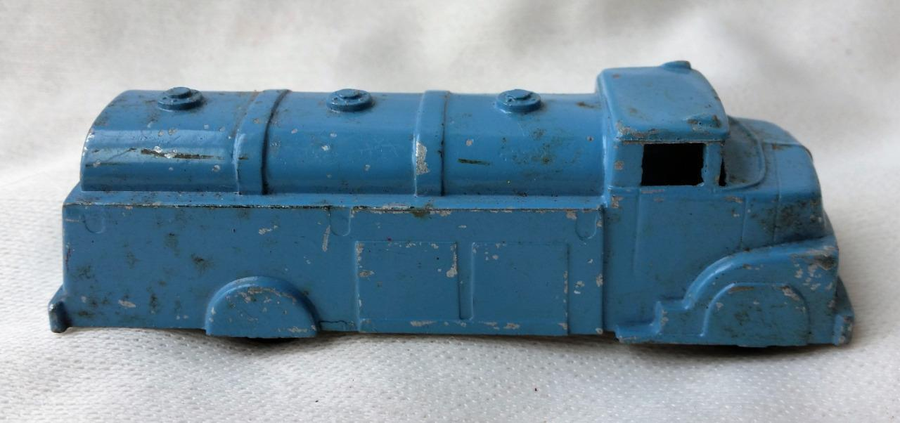 Vintage Midge Toy Oil Tanker or Fuel Truck Good Condition