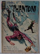 The Phantom August 1965 #13 by Lee Falk Gold Key Comic