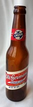 Vintage Old German Premium Lager Beer Bottle Queen City Brewing Cumberland Md