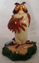Disney Tiny Kingdom Miniature OWL Winnie the Pooh and the Honey Tree MINT