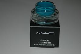 MAC Fluidline Eye Liner Gel ~ Blue Peep ~ NIB - $19.99