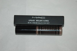 MAC Lipglass Lipgloss ~ Taupe Notch ~ NIB - $14.99
