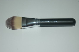 mac lip brush. mac #190se foundation brush travel size 5\u0026quot; long nip - $18.51 mac lip p
