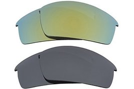New SEEK OPTICS Replacement Lenses Oakley BOTTLECAP - Black Green - $23.25