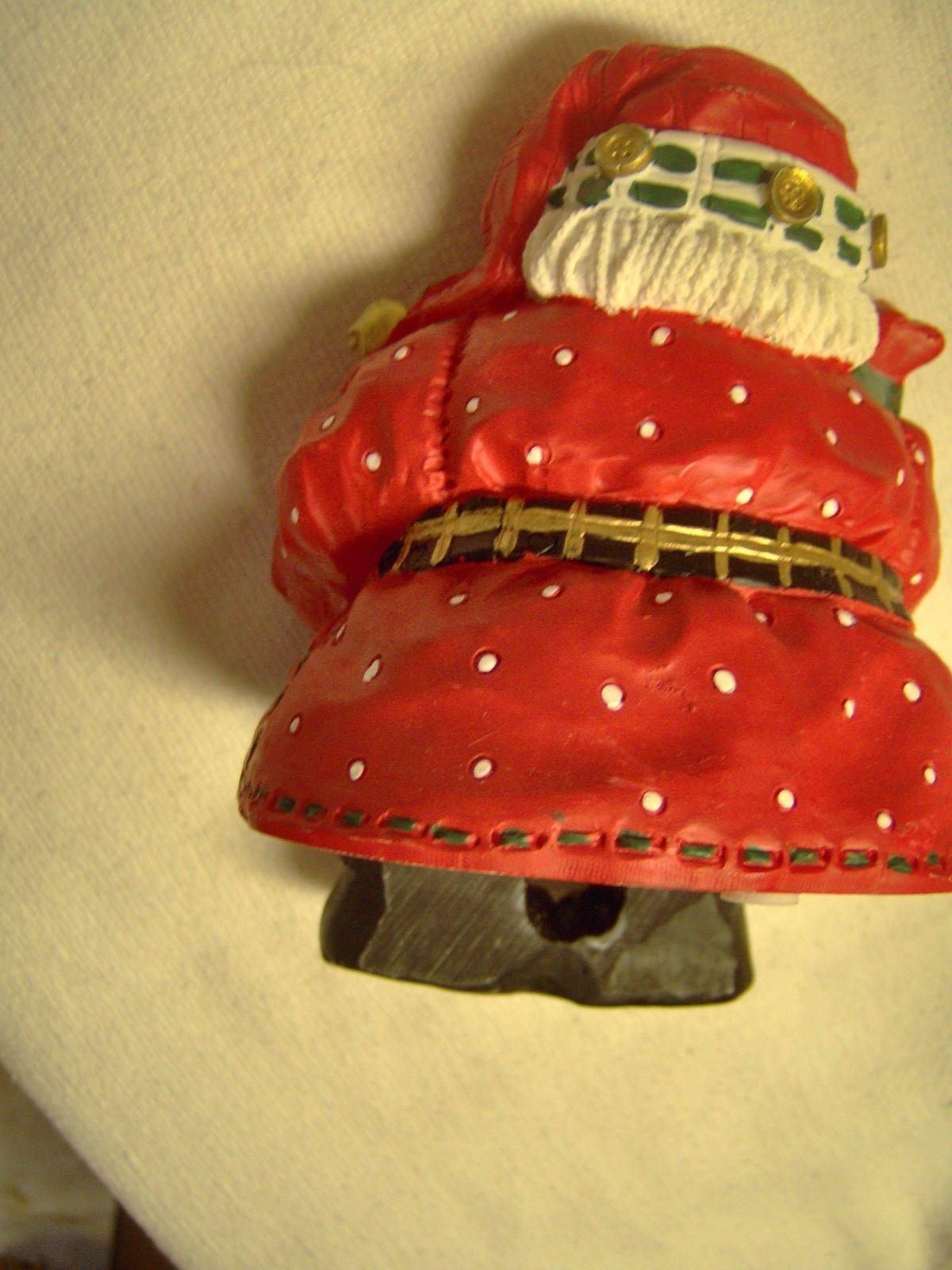 Musical Santa Claus Sitter, The San Francisco Music Box Company