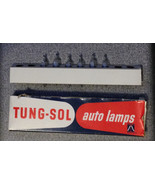 563 Clear Automotive Bulb - 6 pack Tung Sol NOS 12V   4CP - $4.99