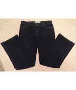 Izod Modern Fit Bootcut Stretch Denim Ladies Jeans Size 4 - $14.45