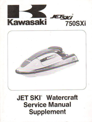 1995 kawasaki jetski 750 sxi 750sxi shop and 19 similar items rh bonanza com kawasaki sx 750 service manual kawasaki 750 sx manual pdf