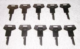 10 - Ilco P1098WC B64 Ignition Key Blanks 1988-1990 For GM Cars - $9.99