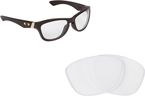 Primary image for New SEEK OPTICS Replacement Lenses Oakley JUPITER - Crystal Clear