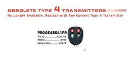 Replacement Remote for Discontinued Audiovox Prestige PROOE4BS41PR Factory Au... - $29.69
